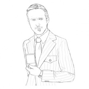 Ryan Gosling's Coloring Book: The Rejected Applicants | Observer
