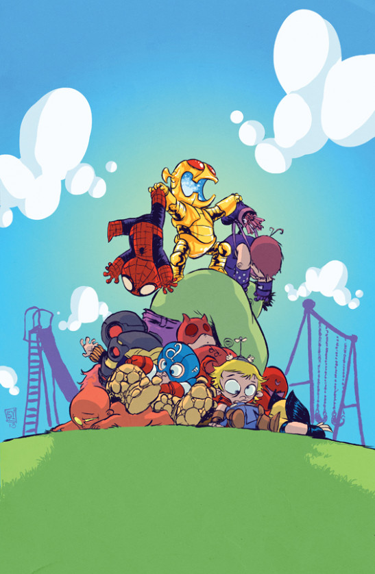 Skottie Young Delivers Yet Another Fantastic Variant Cover. This ...
