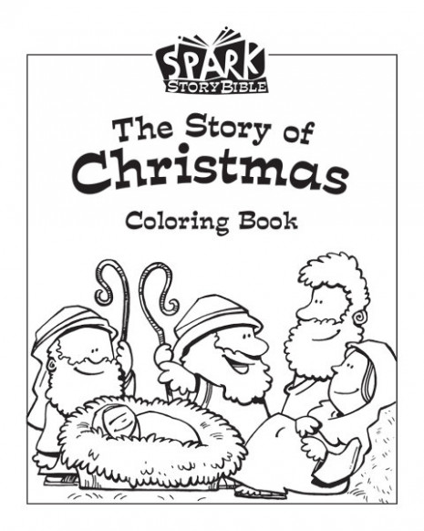 Spark Classroom / Christmas / Ages 18 - Grade 18 / Coloring Book - christmas coloring book
