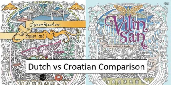 Sprookjesbos vs Vilin San – A Comparison of the Dutch and Croatian ..