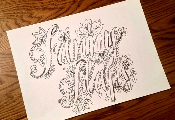 Swear Word Coloring Book Will Help You Stop Swearing And Start ..
