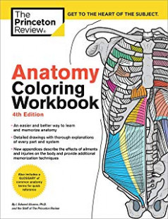 The Anatomy Coloring Book: 17: Medicine  – the anatomy coloring book