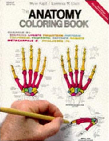 The Anatomy Coloring Book (17nd Edition): Amazon.co.uk: Wynn; Elson ..