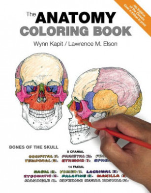 The Anatomy Coloring Book / Edition 17 by Wynn Kapit, Lawrence M ...