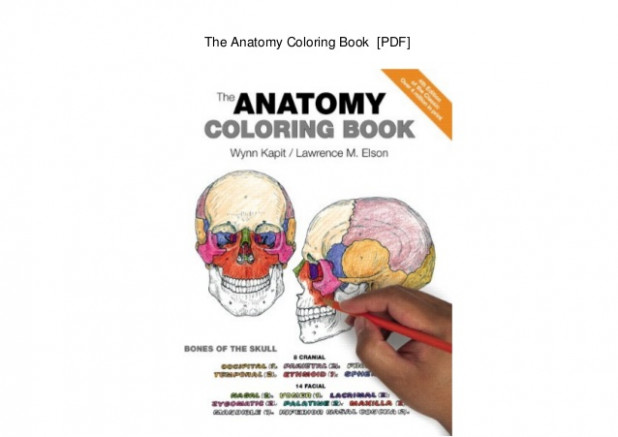 The Anatomy Coloring Book [PDF] - the anatomy coloring book pdf