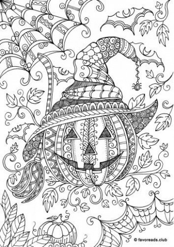 The Best Free Adult Coloring Book Pages | COLOR-SKULLS/Halloween ..