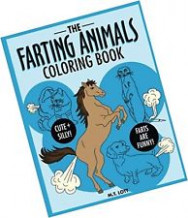 The Farting Animals Coloring Book by M. Lott (16, Paperback) | eBay