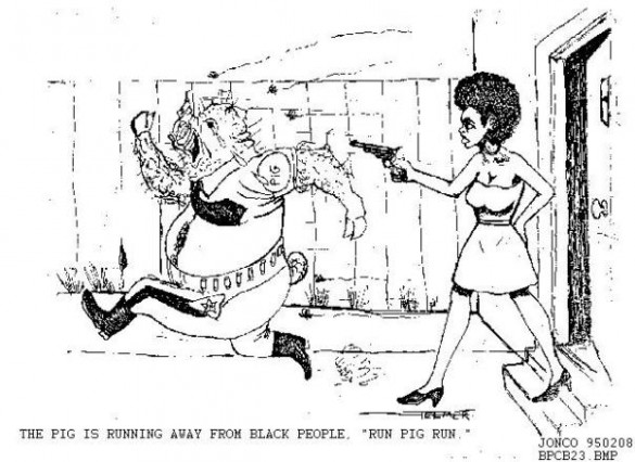 The FBI's Black Panther Coloring Book: Remind You Of Anything ..