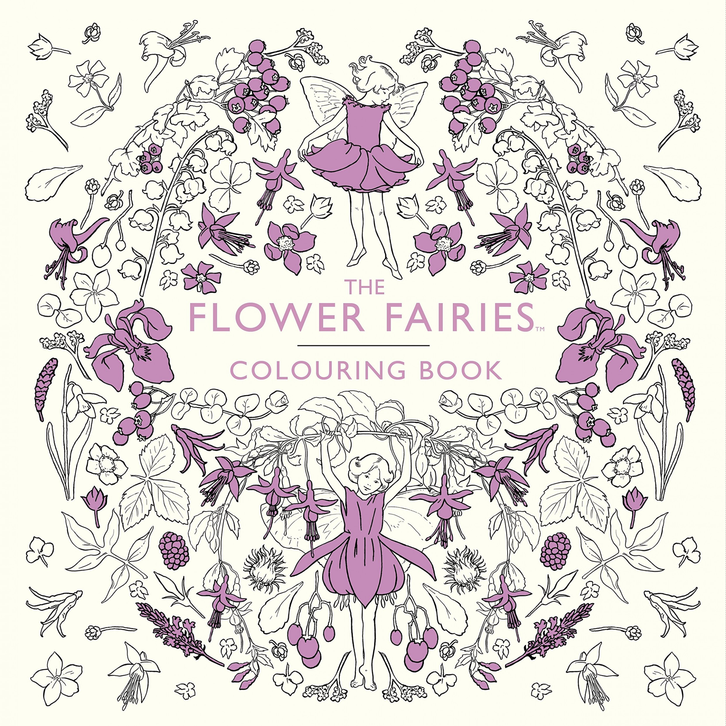 The Flower Fairies Colouring Book (Colouring Books): Amazon.de ...
