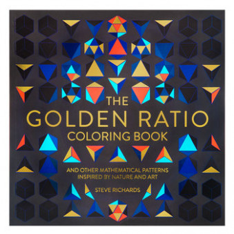 The Golden Ratio Coloring Book | Hobby Lobby | 12 - the golden ratio coloring book