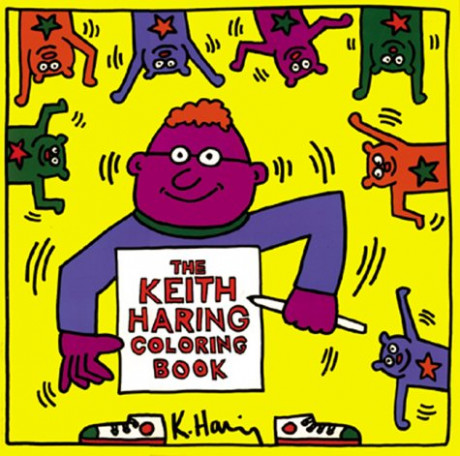 The Keith Haring Coloring Book: Keith Haring: 15: Amazon ...