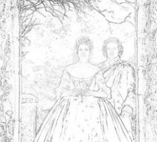 The Official Outlander Coloring Book - Coloring Pages