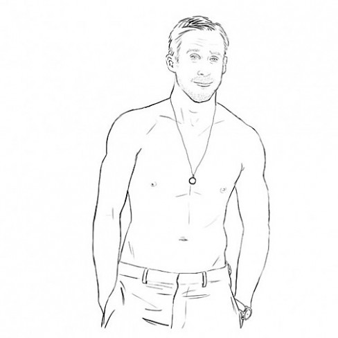 The Ryan Gosling Coloring Book – This is a Real Thing