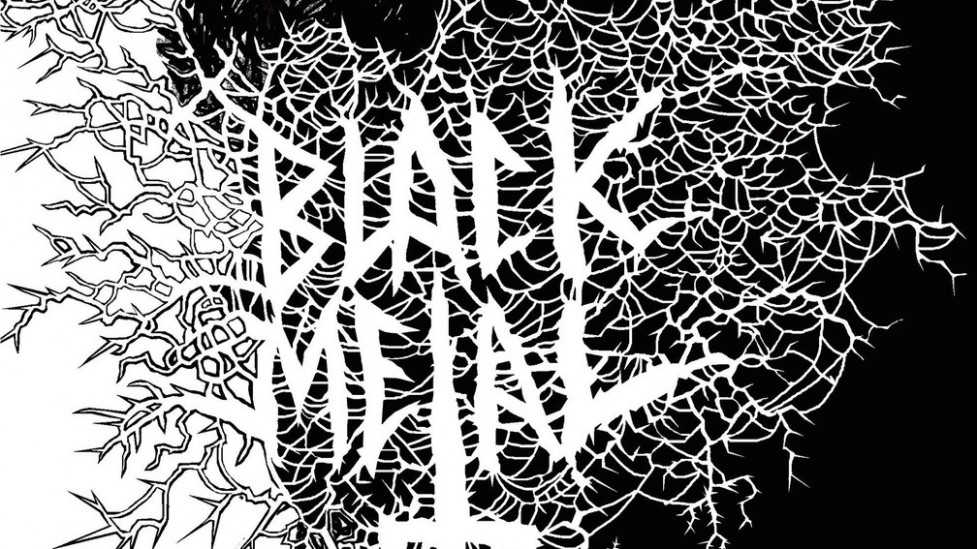 There's A Black Metal Colouring Book — Kerrang! – black metal coloring book