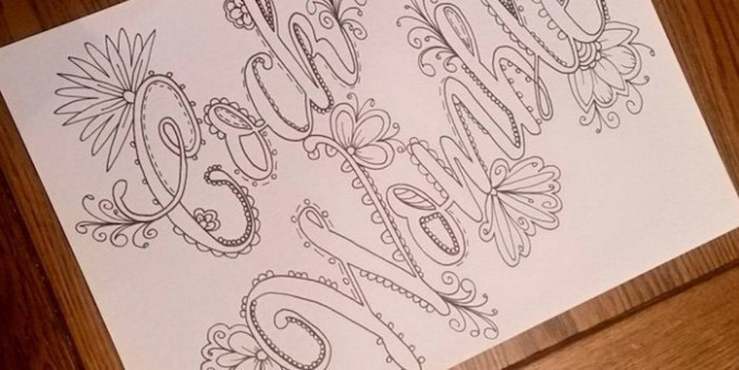 This Swear Word Coloring Book Is Pretty F*cking Genius (Photos) - what is a swear word coloring book