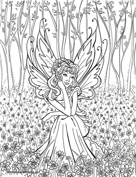 Unicorn Coloring Pages for Adults | ... it is available as a free ..