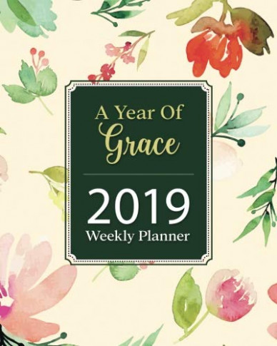 Used Book Buyback:16 Weekly Planner: A Year of Grace: A Year - 16 ...