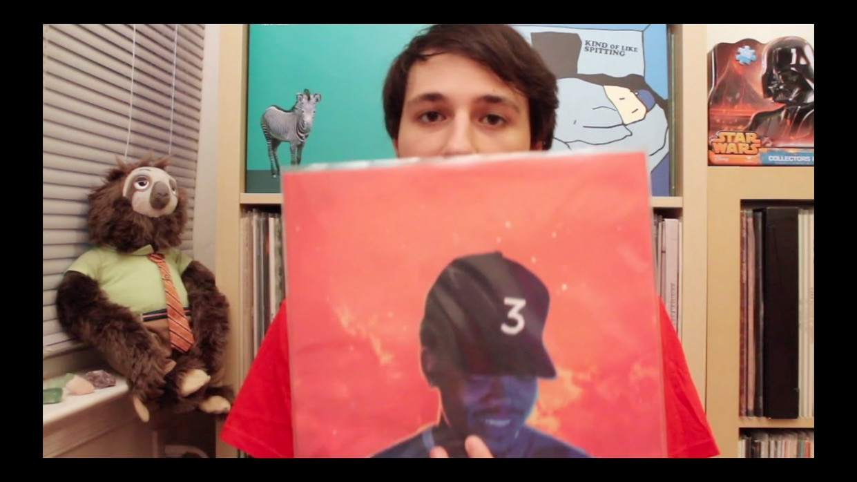 Vinyl Haul (featuring Chance The Rapper)   Giveaway Winner Announced ..