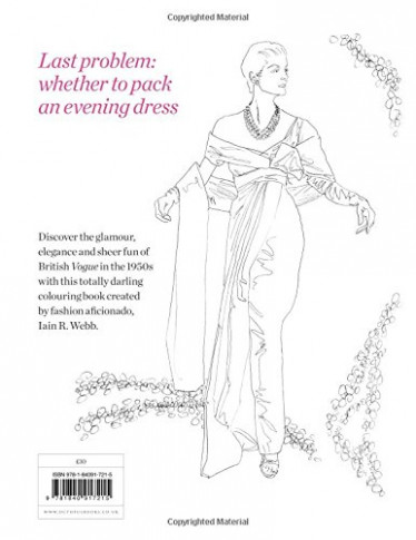 Vogue Colouring Book: Amazon