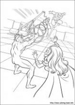 X-Men coloring pages on Coloring-Book