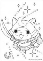 Yo-kai Watch coloring pages on Coloring-Book