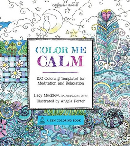 You could download and install for you Color Me Calm: 16 Coloring ..