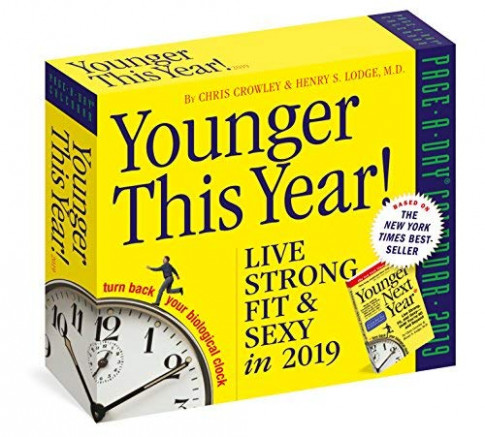 Younger This Year! Page-A-Day Calendar 13 - BookOutlet.ca