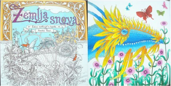 Zemlja Snova (Land of Dreams) – A Review   Colouring In The Midst Of ..
