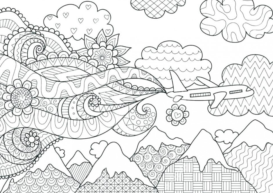 Zen Coloring Book For Adults Online For Adult Zen And Anti Stress I ..