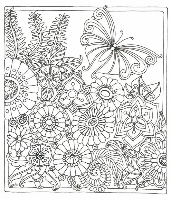 zen coloring pages – Pesquisa Google | DIY Decorating | Pinterest ..
