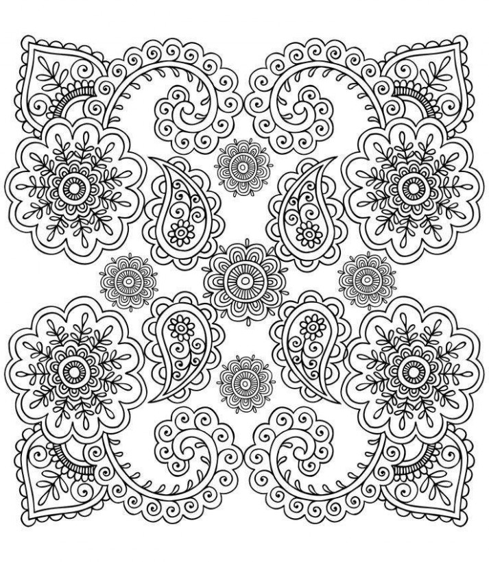 Zen Coloring Pages Unique Zentangle Printables Gorgeous Zentangle ..