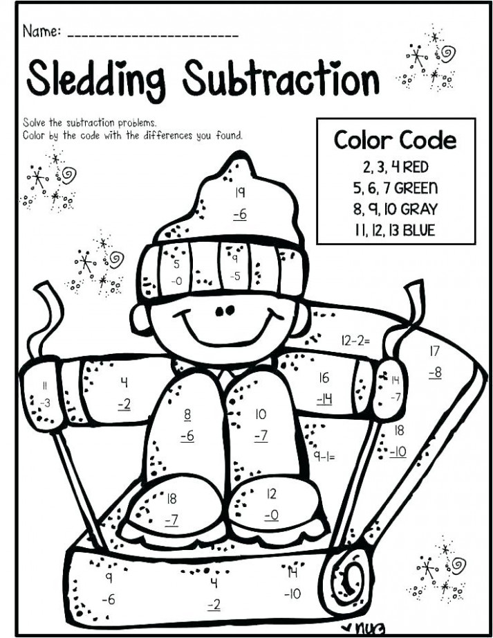coloring: Math Coloring Pages Grade Colouring Worksheets Free Of Fun ...