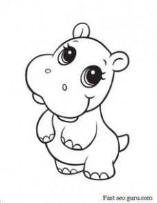 13 Best Hippo Crafts images in 13 | Hippo crafts, Preschool, Art ..