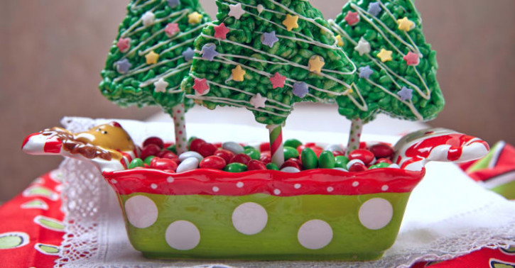 13 Cool Christmas Treats Using Kellogg's Rice Krispies – Forkly