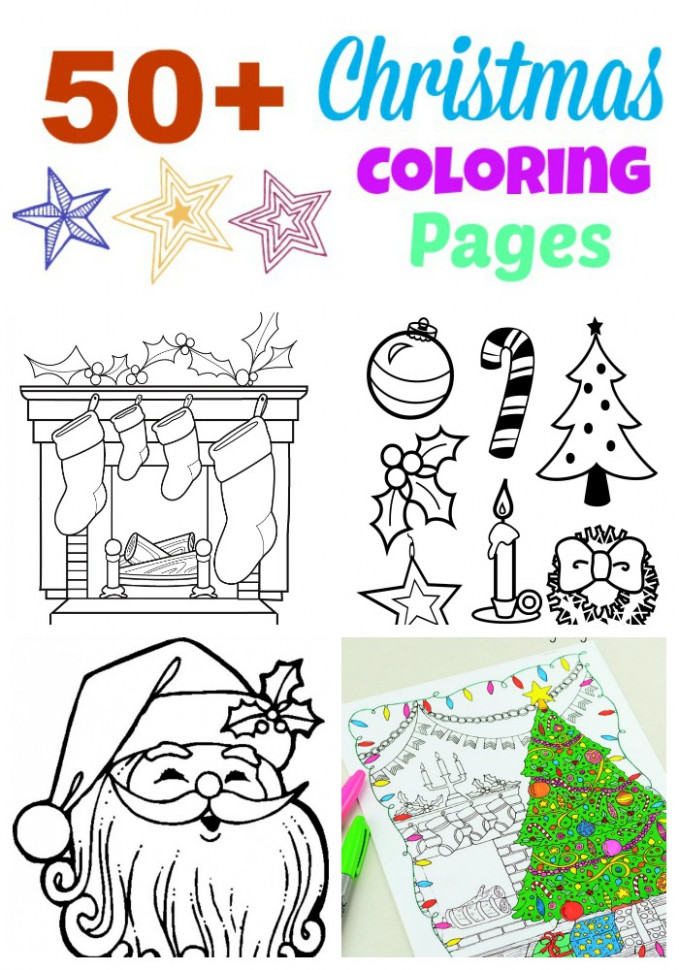 13  Free Christmas Coloring Pages – Christmas Coloring Pages Educationcom