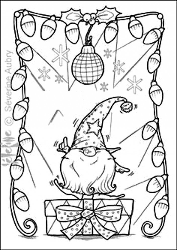 13 ♡ RESTFUL DRAWINGS ♡ ) | Jól 13 | Christmas coloring pages ..