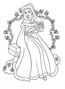 16 Best Disney Christmas Coloring Pages images in 16 | Christmas ..