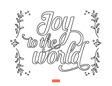 16 Christmas Coloring Pages for Kids | Shutterfly