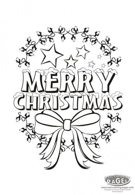 17 merry christmas coloring pages – Print Color Craft – Merry Christmas Coloring Pages Print