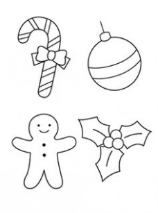 18 Best Free Christmas Coloring Pages images in 18 | Print ...