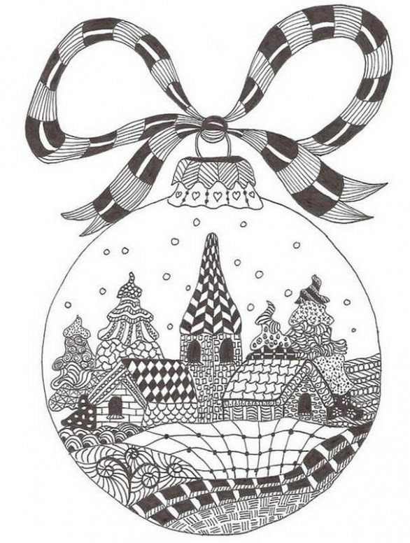 19 Best Christmas Coloring Pages For Kids  – Best Of Christmas Coloring Pages