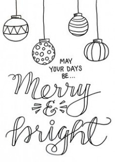 19 Best Christmas Coloring Pages images in 19   Christmas colors ..