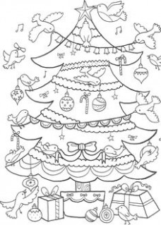 19 Best Christmas / Coloring Sheets images | Coloring Pages ..