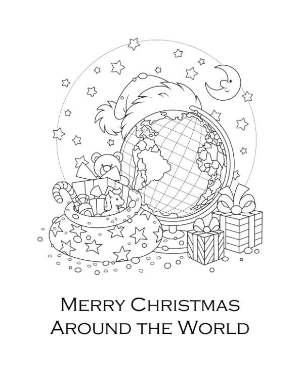 19 FREE Christmas Worksheets, Coloring Sheets, Printables and Word ...