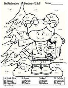 20 Best Christmas math worksheets images in 20 | Christmas math ..