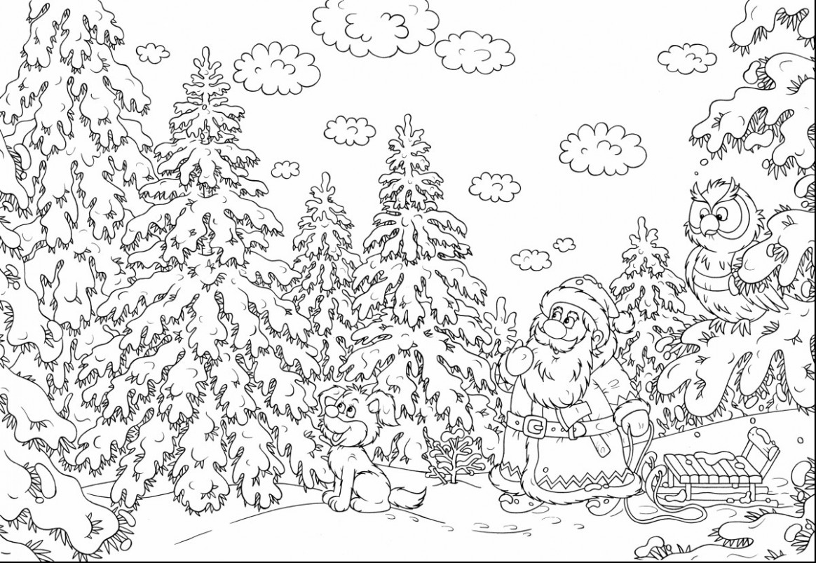 Adult Christmas Coloring Pages Printable Coloring Pages Christmas ..