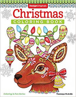 Amazon.com: Christmas Coloring Book (Coloring is Fun) (Design ..