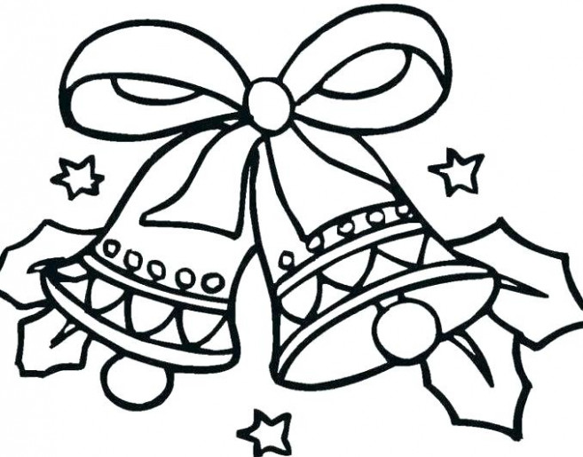 Bells Coloring Pages Taco Bell Sheet – ampii – Christmas Coloring Pages Bells