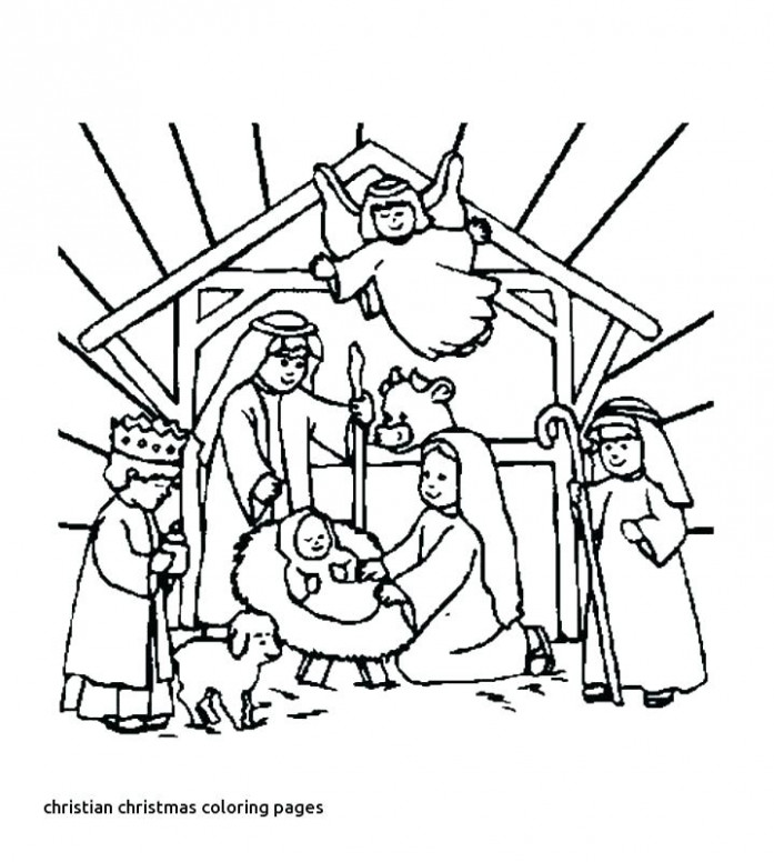 bible christmas coloring pages christian biblical colouring free ...