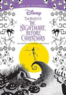 Book Review: Art of Coloring – The Nightmare Before Christmas ..